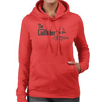 Camiseta el padrino Codfather pesca a mujeres Logo de encapuchados