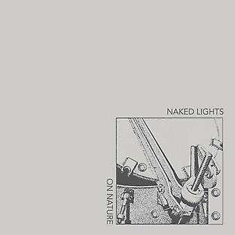 Naked Lights - On Nature [CD] USA import