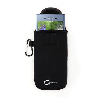 Caso InventCase Neoprene Custodia protettiva per Sony Xperia X -1 - Nero