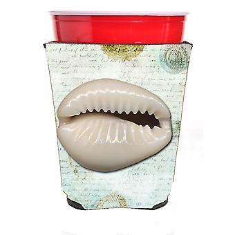 Carolines Treasures  SB3038RSC Shells  Red Solo Cup Beverage Insulator Hugger