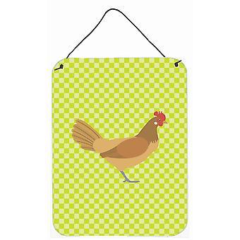 Frysk Friesian poulet mur végétalisé ou porte accrocher impressions