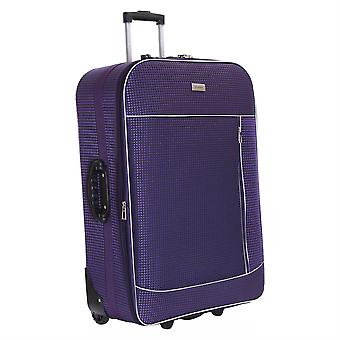 Slimbridge Rennes XL 77 cm extensible valise, prune