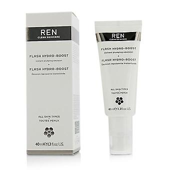 Ren Flash Hydro-Boost Instant plumping emulsion-för alla hudtyper-40ml/1.3 oz
