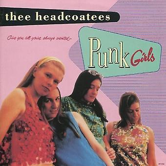 Thee Headcoatees - Punk Girls [Vinyl] USA import