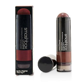Smashbox L.a. Lights Blendable Lip & Cheek Color - # Sunset & Wine - 5g/0.17oz