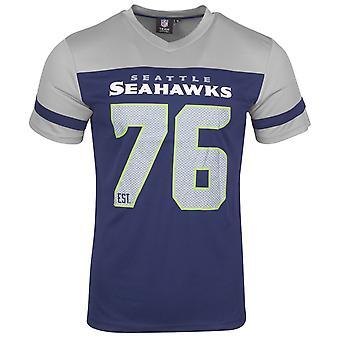 Majestic NFL poly mesh Jersey shirt - Seattle Seahawks