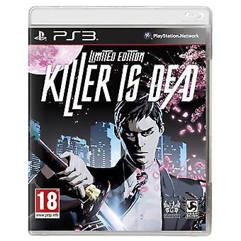 Killer Is Dead Limited Edition (PS3) - Fabrik versiegelt
