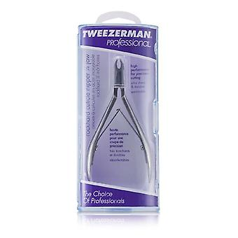 Tweezerman Professional Rockhard inox Cuticle Nipper - mascella 1/4...