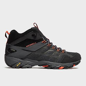 New Merrell Men's Moab FST 2 GORE-TEX® Mid Shoes Dark Grey