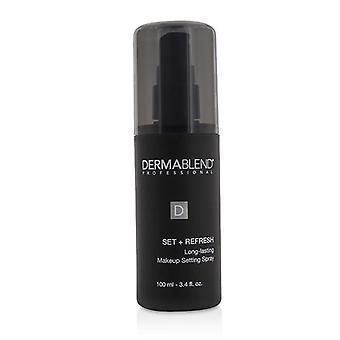 Set + Refresh Long Lasting Makeup Setting Spray - 100ml/3.4oz