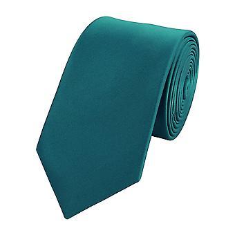 Knyta slips tie slips 6cm bensin Fabio Farini