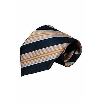 Blaue Krawatte Lecchi 01