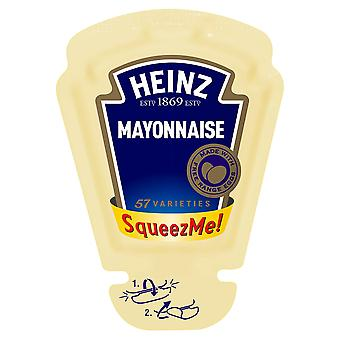 Heinz Mayonnaise Squeeze Me Portions