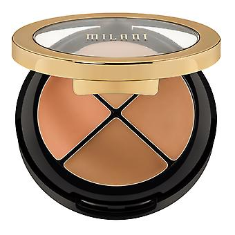 Milani Conceal + Perfect All In One Concealer Kit-03 Medium to Dark