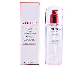 Shiseido Hautpflege verteidigen Behandlung Weichspüler bereichert 150 Ml für Damen