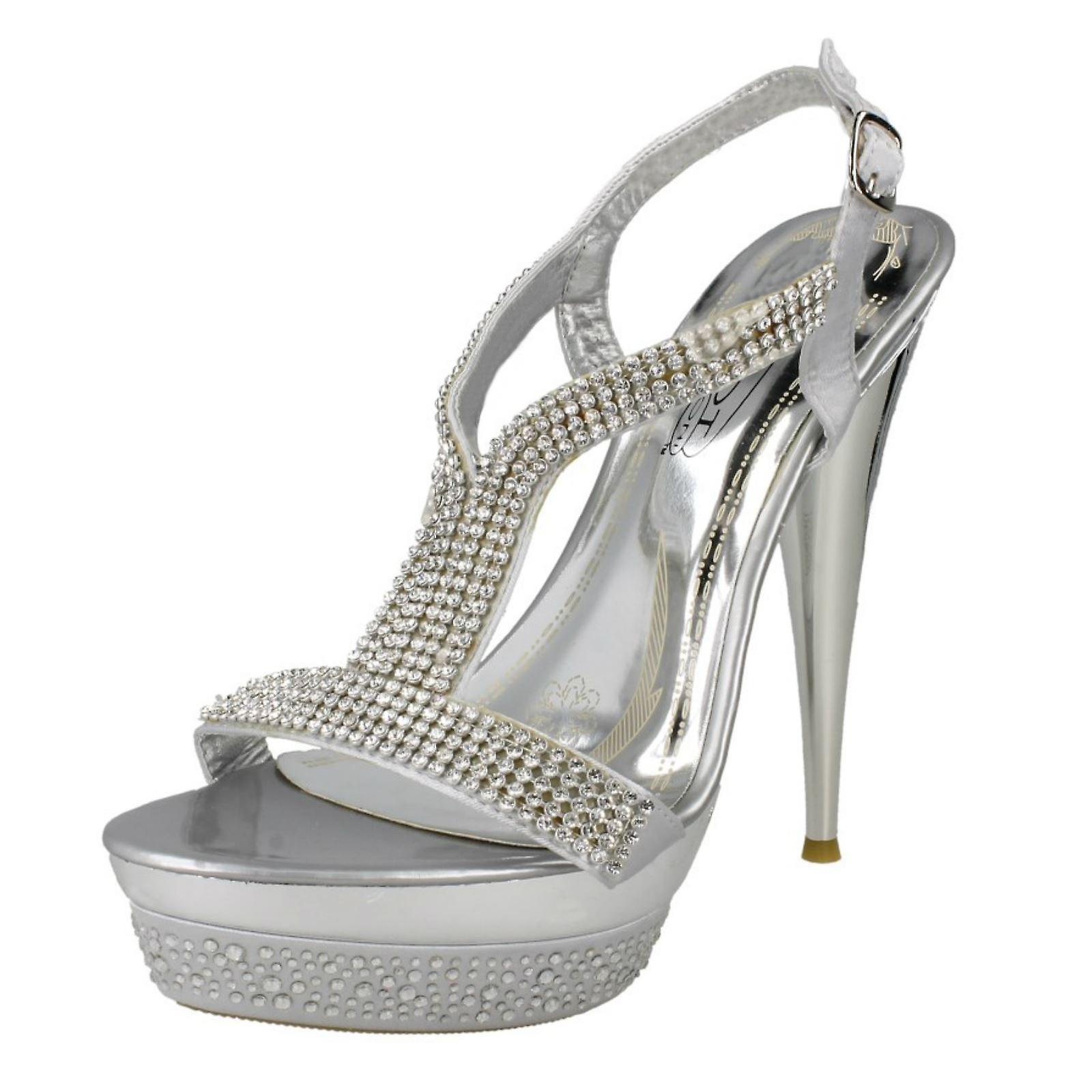 Miejscu panie na Diamante platformy sandały F10046 lm3AS