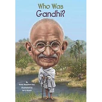 Wie Was Gandhi? door Dana Meachen Rau - 9780448482354 boek