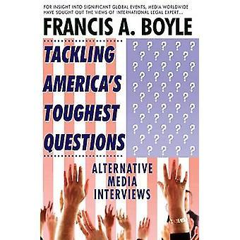 Tackling America's Toughest Questions - Alternative Media Interviews b