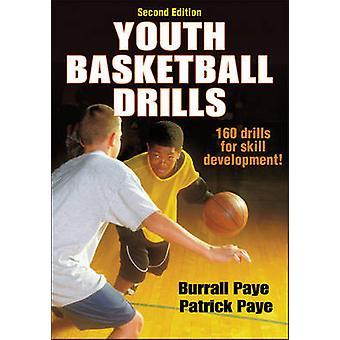 Youth Basketball (2e édition révisée) pour perceuses par Burrall Paye - Patri