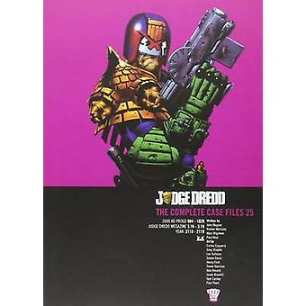Döma Dredd - Casefiles 25-25 av John Wagner - 9781781083314 bok