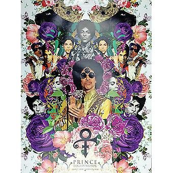 Prince Poster Commemorative Art Print (18x24)