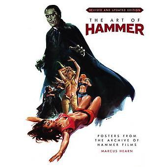 De kunst van Hammer - Posters uit het archief van Hammer Films (bijgewerkt
