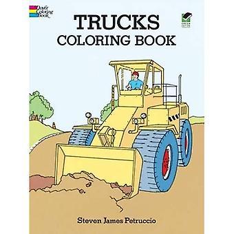 Vrachtwagens kleur boek (auto's & vrachtwagens)