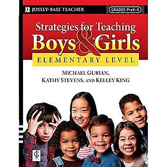 Strategieën voor onderwijs jongens en meisjes: een werkmap voor docenten: elementair niveau