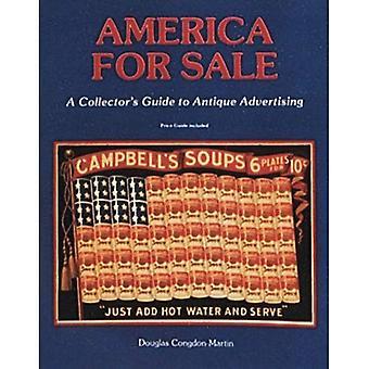 Amerika zum Verkauf