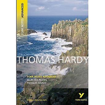 Thomas Hardy, Selected Poems (Notes de York avancés)