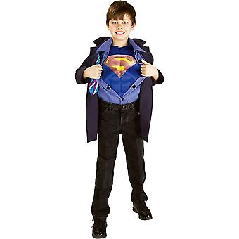 Costume enfant de Clark Kent Superman