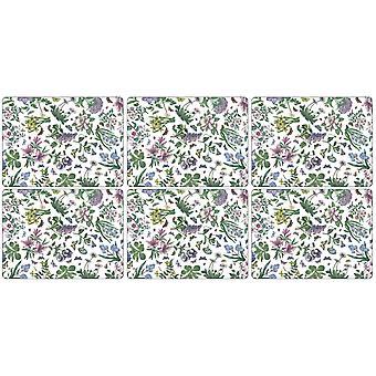Pimpernel Botanic Garden Chintz Placemats, Set of 6