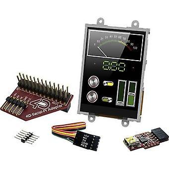 4D Rendszerek PCB tervezőtábla SK-32PTU-Pi