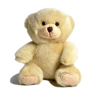 16cm Plush Sitting Bear