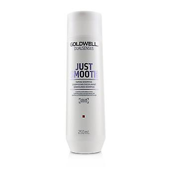 Goldwell Dual Senses Just Smooth Taming Shampoo (control For Unruly Hair) - 250ml/8.4oz