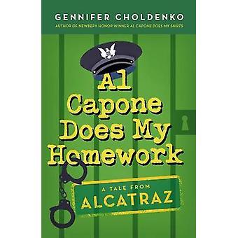Al Capone Does My Homework by Gennifer Choldenko - 9780142425220 Book