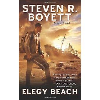 Elegy Beach - A Book of the Change by Steven R Boyett - 9780441019434