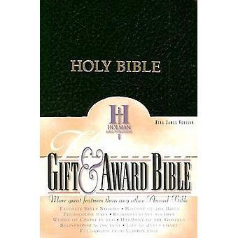 Holy Bible - KJV Award Bible - Imitation Leather by Broadman & Holman P