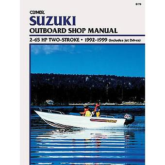 Suzuki 2-65 HP 2-Stroke - 1992-1999 (includes Jet Drives) - Outboard S