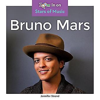 Bruno Mars by Jennifer Strand - 9781680799187 Book