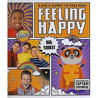 Feeling Happy by Kirsty Holmes - 9781786372680 Book