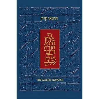 The Koren Chumash - Hebrew/English Five Books of Moses (2nd) by Harold