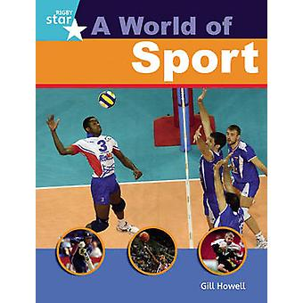 Rigby Star Guided Quest Turquoise - A World of Sports Pupil Book (Sing