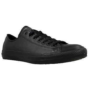 Converse Chuck Taylor AS OX Mono Black 135253C universal all year unisex shoes