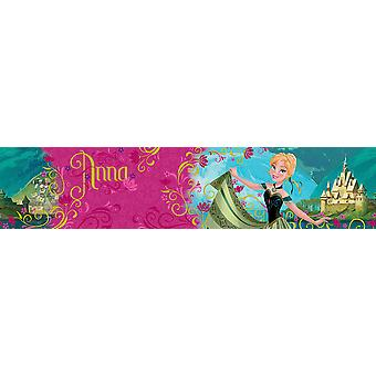 Disney Frozen Anna tapet gränsen 5m