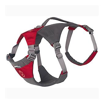Mountain Paws Red Escursionismo Cane Harness Medium
