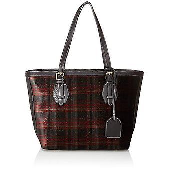 Laura Vita 2985 - Black Women's Tote Bags (Schwarz (Noir)) 13x27x40 cm (B x H T)
