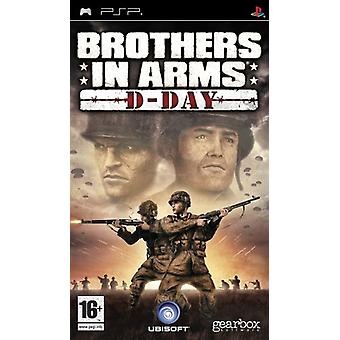 Brothers in Arms D-Day (PSP) - New