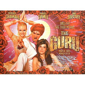 The Guru (Double Sided) Original Cinema Poster