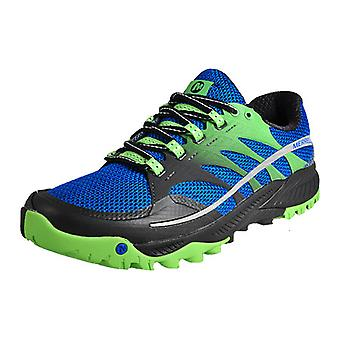 Merrell All Out Charge Blue / Green / Black